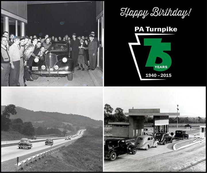 宾州高速75周年庆