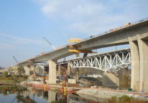 PTC Highway Bridge Construction