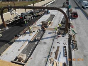 PTC Toll Plaza construction