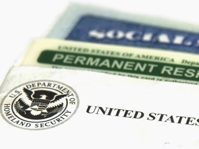 US Resident Cards