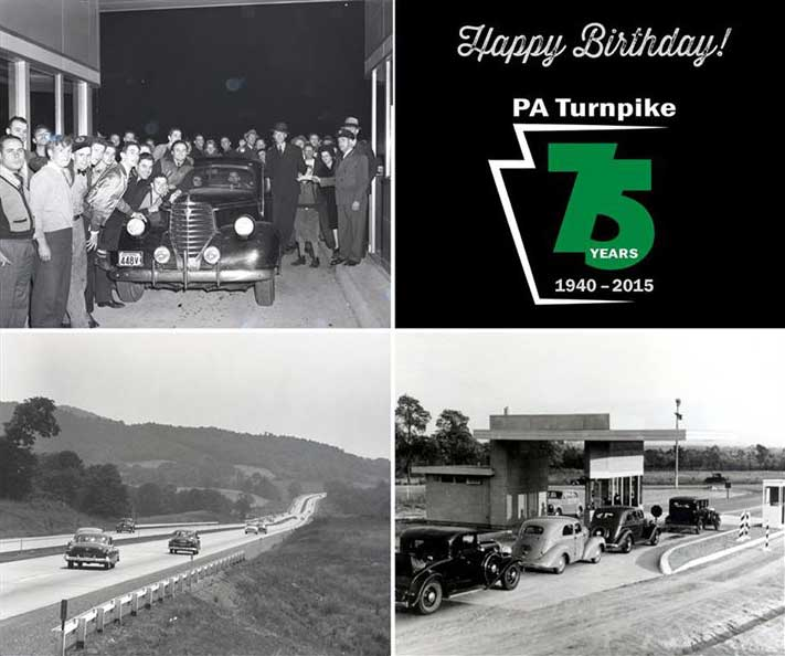 Turnpike 75th Anniversary
