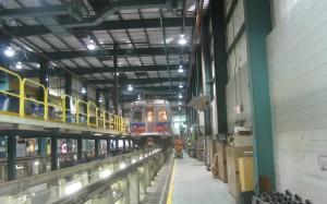 Rail Shop in Frazier, PA