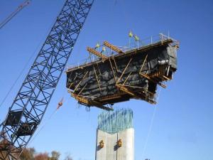 PTC i95 Construction - Crane