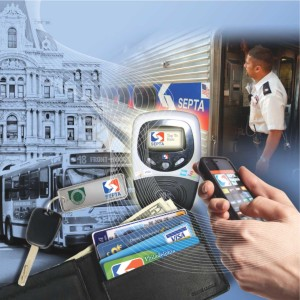 "Septa ""Key"" payment system montage"